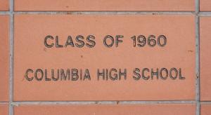CHS 1960 brick