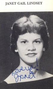 Janet Lindsey