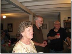 Barbara, Charles, and Doc
