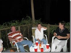 Skipper, Pat and Sylvia