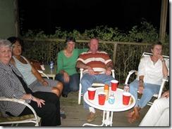 Virginia, Kim, Joanne, Skipper, and Pat