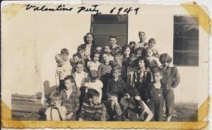 Valentine's Party 1949