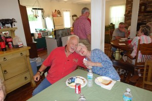 Ron and Judy Smith Baughn