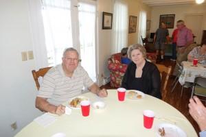 Butch and Julie Byrd Gafford