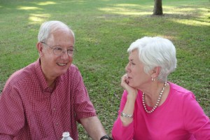 Nick and Mary Brown Butler Whitehurst