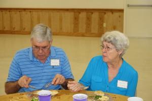 Joe and Henrietta Nettles Kirkland