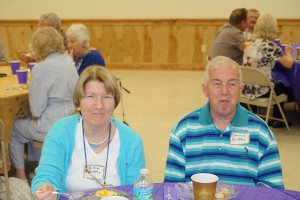 Linda and Dennis Griffis